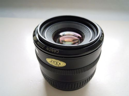CANON ZOOM EF 35-70MM F3.5-4.5 LENS